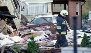 Ponad tysiąc interwencji strażaków w związku z burzami