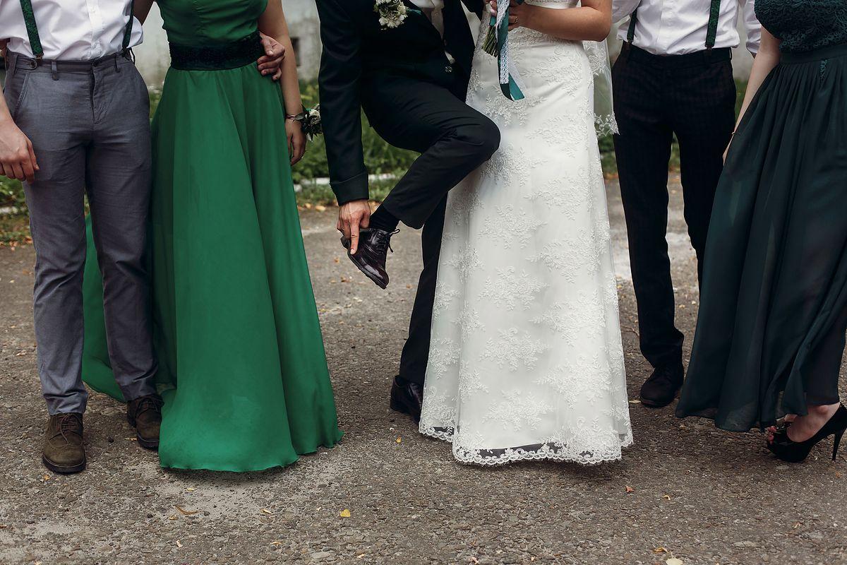Zaprosiła byłego na ślub. Potem było tylko gorzej