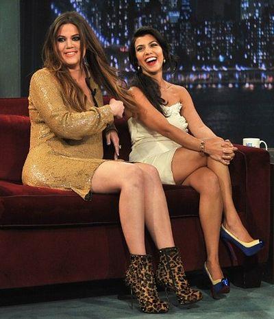 Khloe i Kourtney Kardashian