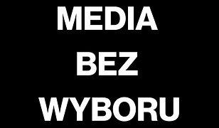 MEDIA BEZ WYBORU. List otwarty do władz RP w sprawie planowanego podatku od mediów