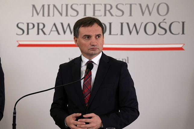 Minister Sprawiedliwości Zbigniew Ziobro porównuje działania służb ws. GetBack do działań ws. Amber Gold.