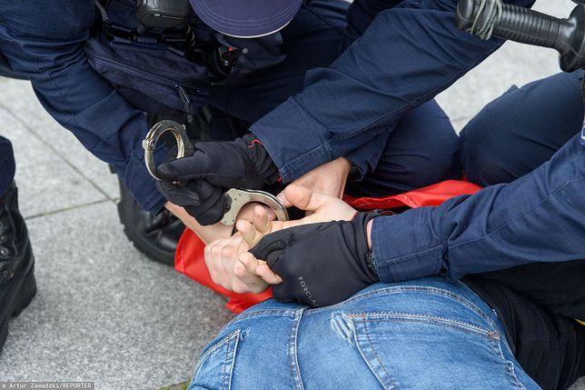 Zatrzymanie Polaka na lotnisku pod Kijowem, zdjęcie ilustracyjne