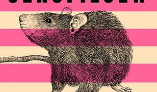 Różowa mysz