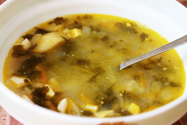 Smak szczawiu znamy zwłaszcza z zupy szczawiowej