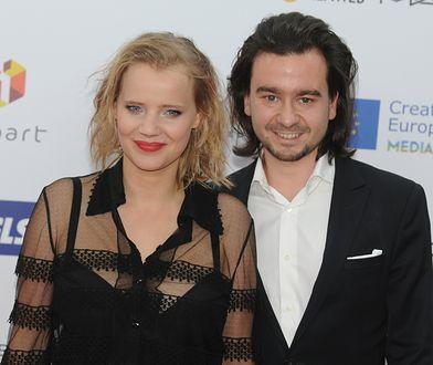 Joanna Kulig i Maciej Bochniak w lutym zostali rodzicami