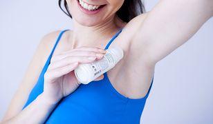 Naturalny dezodorant zapewnia uczucie świeżości