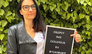 """Magda Korczyńska zainicjowała projekt """"Jak wychować dziewczynki"""""""