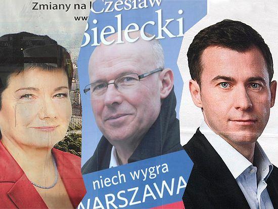 Pierwsze starcie kandydatów na prezydenta stolicy