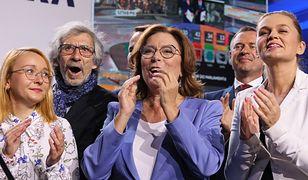 Wyniki wyborów 2019. Wieczór wyborczy Koalicji Obywatelskiej