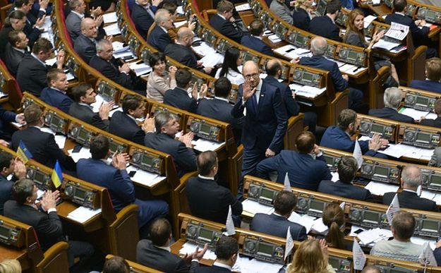 """Projekt uchwały ukraińskiego parlamentu o """"ludobójstwie dokonanym przez państwo polskie na Ukraińcach"""""""