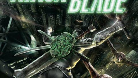 Okładka i pierwsza ocena Ninja Blade
