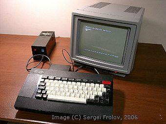 Elektronika BK 0010