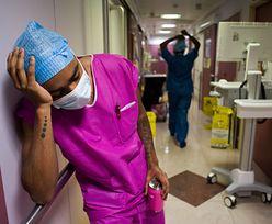 Fala samobójstw wśród młodych lekarzy. Przerażająco smutne statystyki