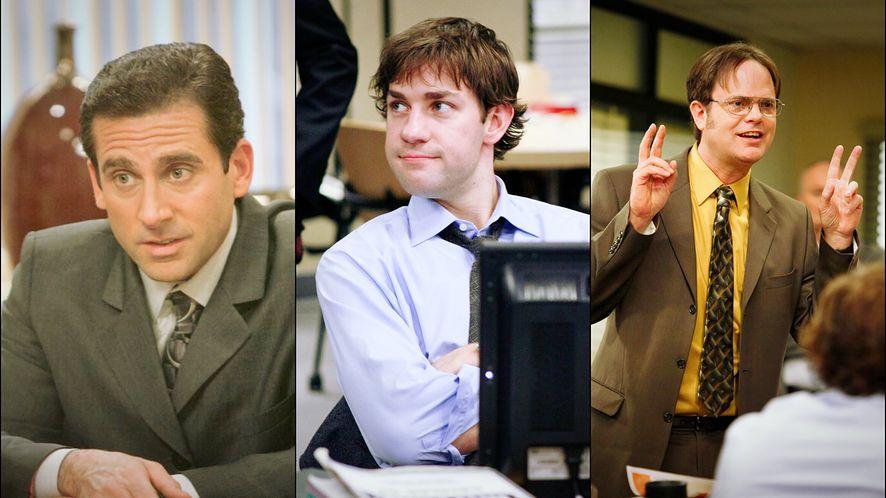 Gwiazdy serialu The Office, fot. NBC