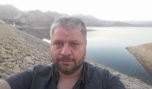 Witold Repetowicz, jeden z uwolnionych dziennikarzy, podczas feralnej wyprawy do Iraku i Syrii