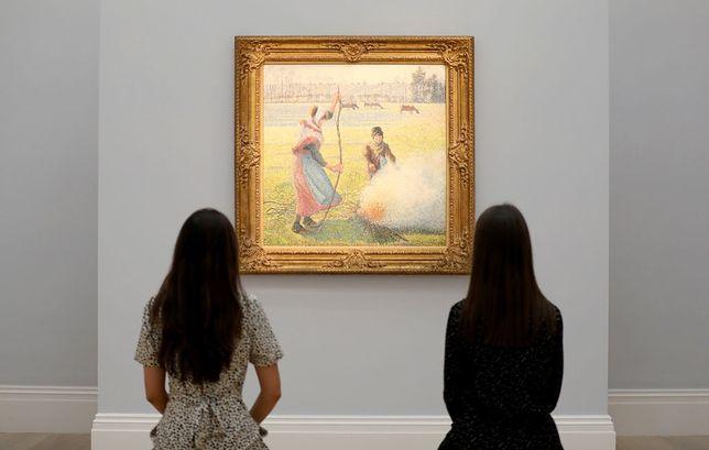 Młoda kobieta nie została wpuszczona do muzeum