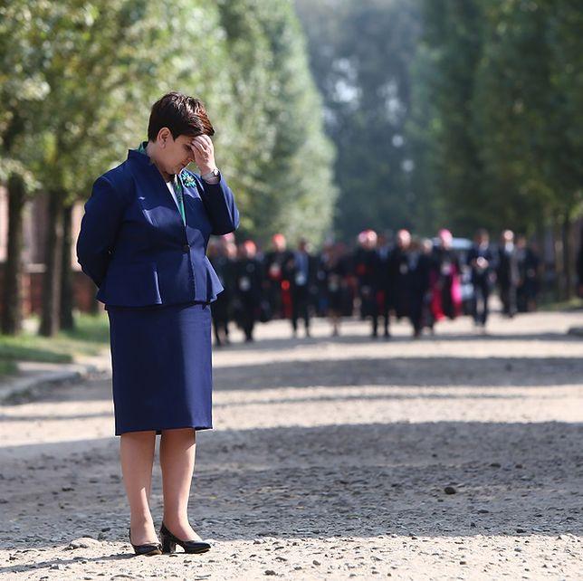 Auschwitz-Birkenau. Premier czeka na przybycie papieża Franciszka