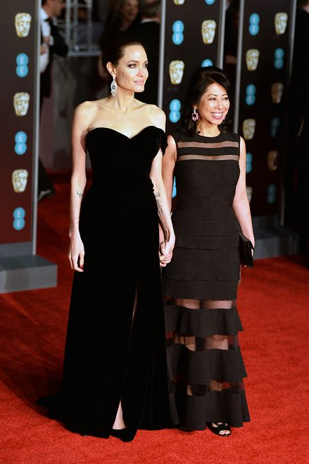 Angelina Jolie i Loung Ung