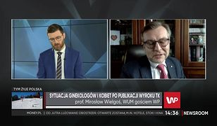 """Prof. Wielgoś o zakazie aborcji. """"To lekarzowi grozi kara pozbawienia wolności"""""""