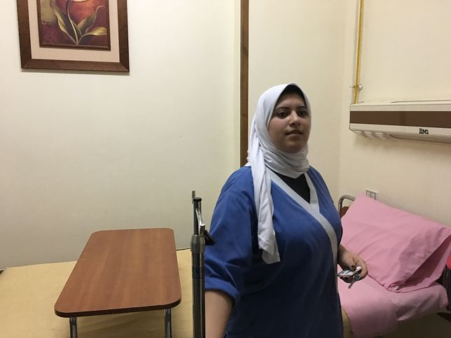 Pielęgniarka Magdaleny Żuk