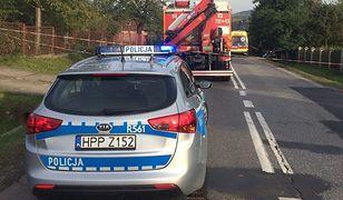 Śląskie. Tragiczny wypadek w Gilowicach. Zginęła kobieta w ciąży