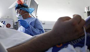 Koronawirus. Małopolska. Najstarszy pacjent z COVID-19 przegrał walkę o życie