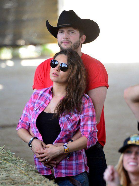 Mila Kunis i Ashton Kutcher po raz drugi zostali rodzicami