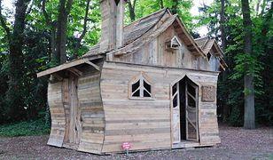 Funny cabin