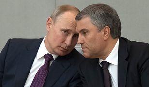 Wiaczesław Wołodin domaga się od Polski przeprosin po słowach Władimira Putina