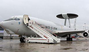 AWACS w Warszawie