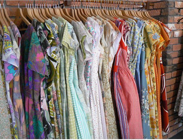 Problemy mają zarówno sieciowe sklepy odzieżowe, jak i te małe