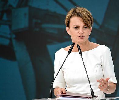 Jadwiga Emilewicz przed kolejnym wyzwaniem. Jako wicepremier zastąpi Jarosława Gowina