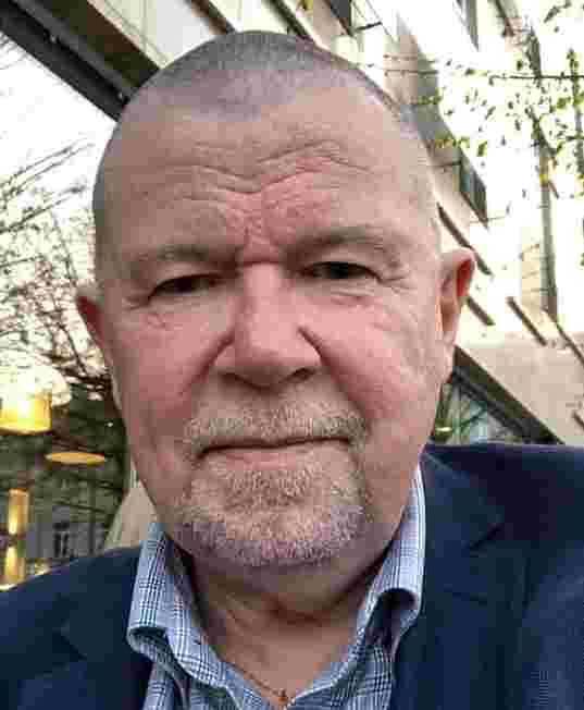 Poszukiwany Börje Viklander ze Szwecji