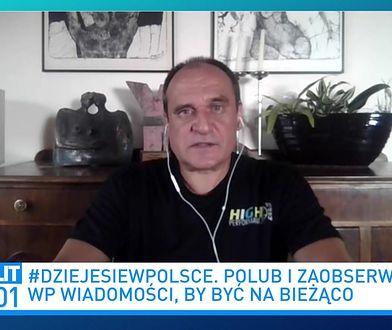 Koronawirus w Polsce. Poruszające wyznanie Pawła Kukiza: musiałem po znajomości załatwić test dla córki