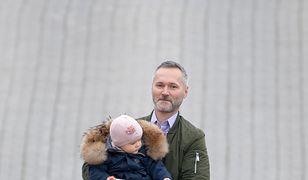 Jarosław Wałęsa cieszy się z powrotu do zdrowia córeczki