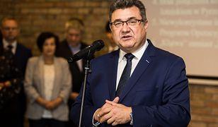 Grzegorz Tobiszowski jest szefem katowickich struktur Prawa i Sprawiedliwości