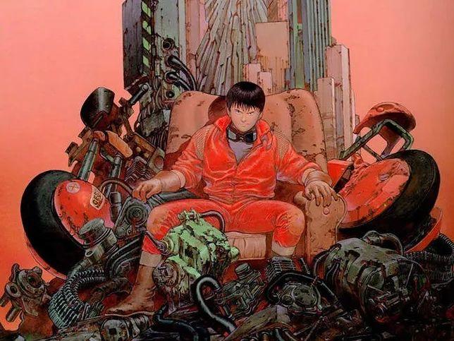 """""""Akira"""" powstała w latach 80. i opowiada o mrocznej przyszłości ad 2019"""