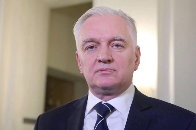 Jarosław Gowin zabrał głos ws. ustawy o sądach