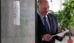 Wybory prezydenckie na Białorusi. Aleksandr Łukaszenka głosował przed południem w Mińsku