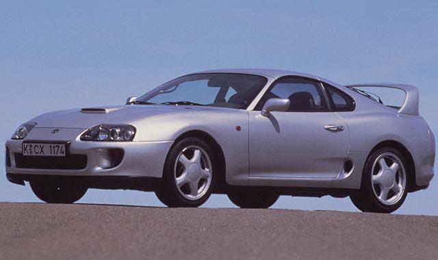 Nowa Supra powstanie na platformie Lexusa LC?