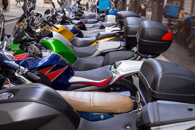 Rejestracje nowych motocykli mocno spadły na początku 2021 r.