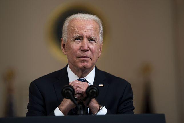 Joe Biden skomentował decyzję sądu ws. zabójstwa George'a Floyda