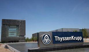 ThyssenKrupp zatrudni 800 osób