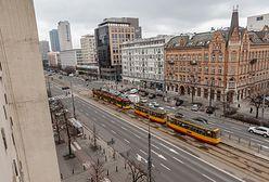 """Warszawa. Zaprojektują """"Zieloną Marszałkowską"""". Wybrano dwie firmy"""