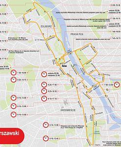 Warszawa. W niedzielę 43. Maraton Warszawski. Utrudnienia w ruchu