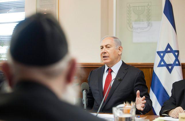Premier Izraela odpowiada Morawieckiemu. Żąda pilnej rozmowy