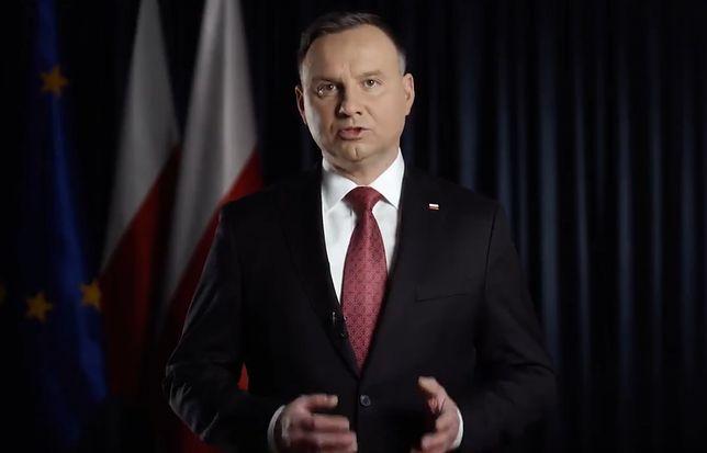 Koronawirus w Polsce. Ważna decyzja prezydenta Andrzeja Dudy.