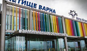 Turyści z Polski utknęli na lotnisku w Warnie