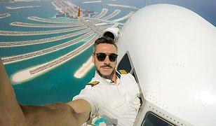 Najbardziej odważny pilot świata? Prawda okazuje się zupełnie inna