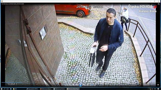 Bielsko-Biała: pechowy złodziej. Napadł na bank, w którym nie było pieniędzy